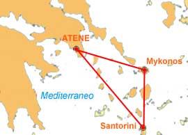 Offerte viaggio in grecia con partenze partenza da bari for Soggiorno a venezia economico